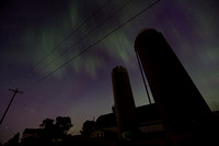 Northern Lights Silo
