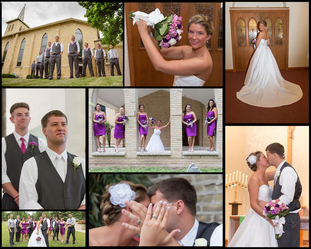 8 frame collage for blog