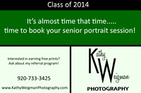 2014 seniors time to book